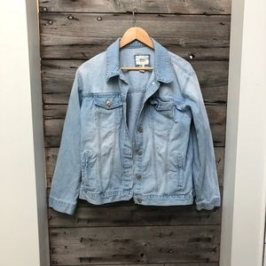 Light Denim Jacket F21